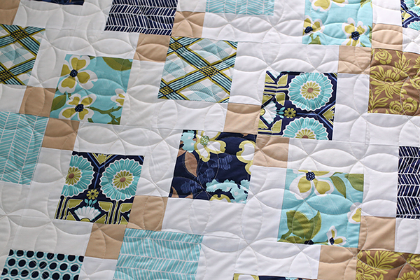Crinkle Love Quilting
