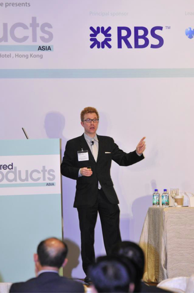 Eric Greschner, Regatta Research & Money Management, LLC speaking at Asian investment conference, Hong Kong.