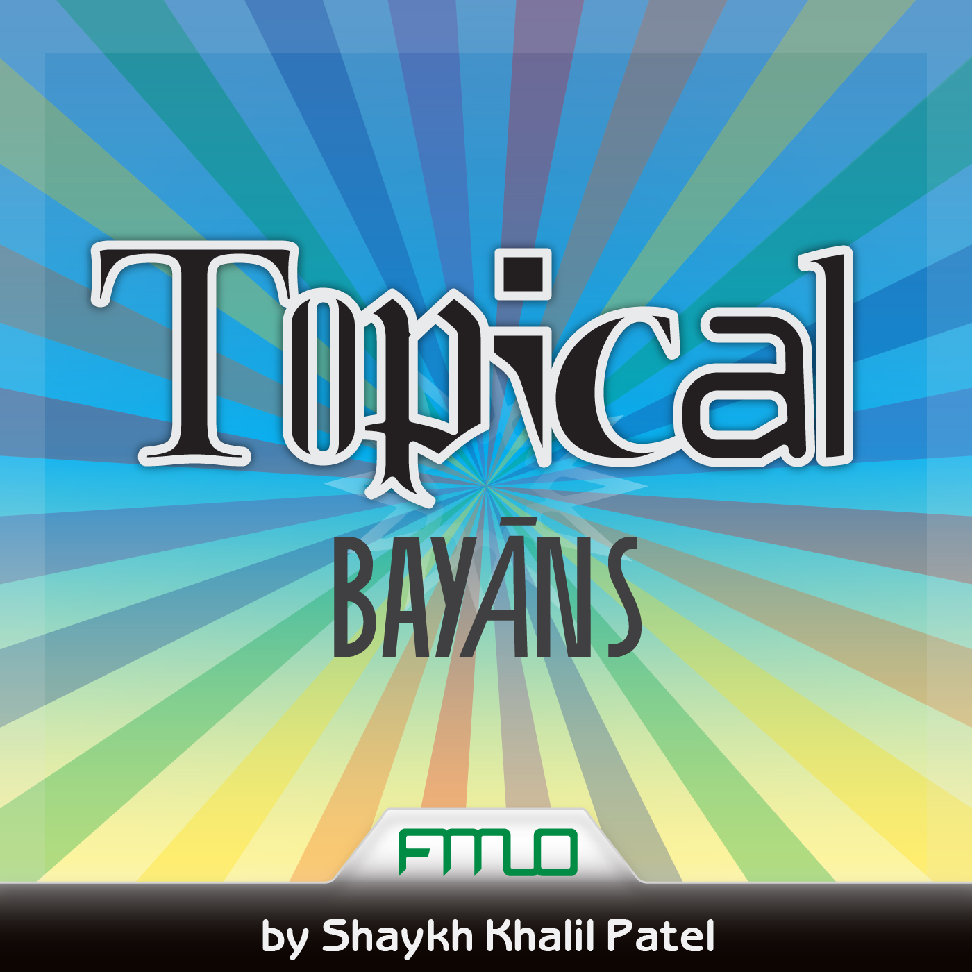 Topical lectures with Shaykh Khalil Patel