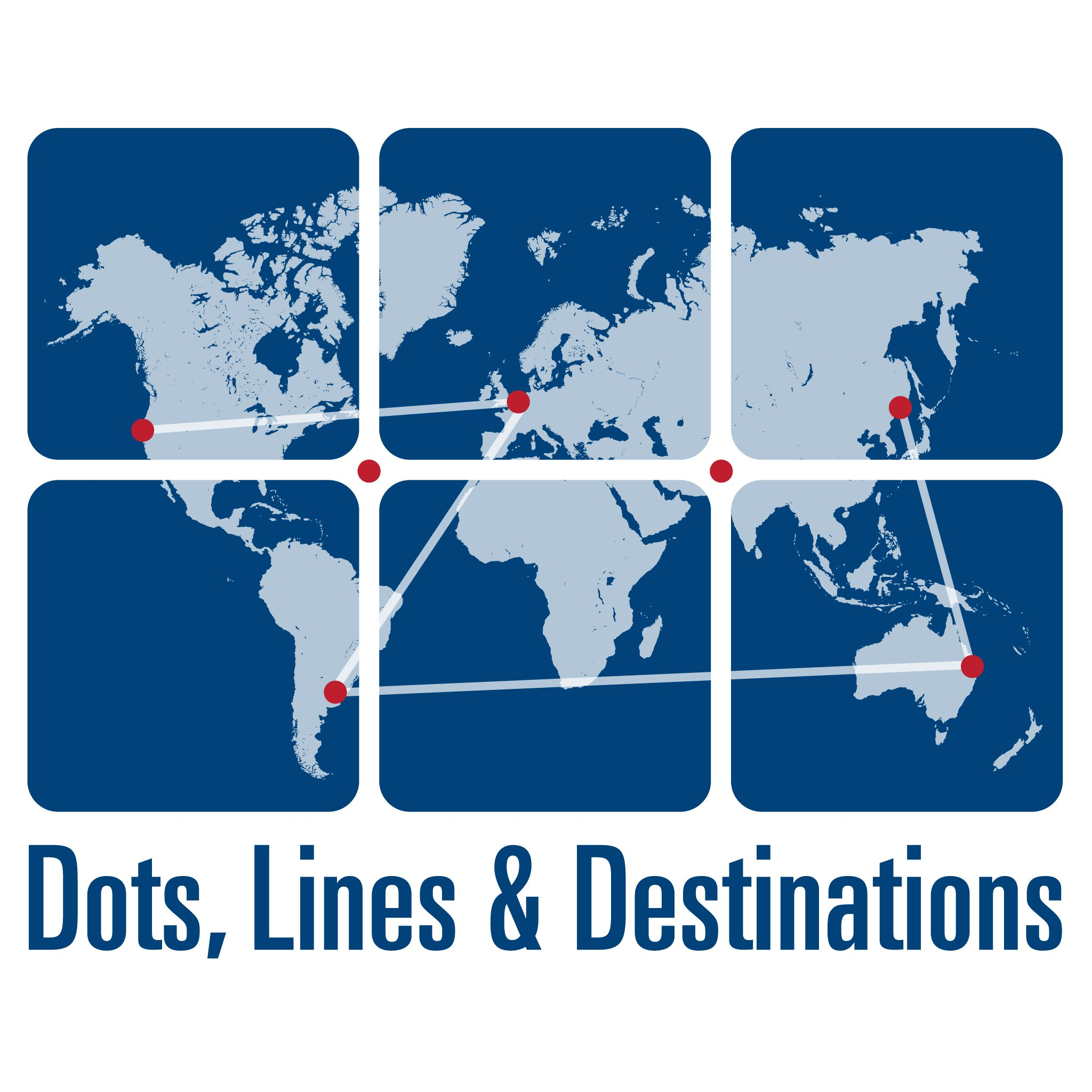 Dots, Lines & Destinations » Podcast Feed
