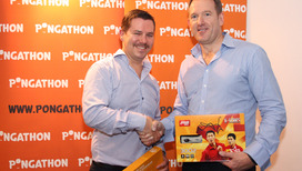 Accenture and Pongathon get together