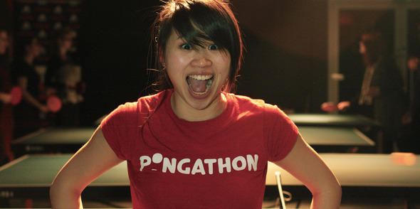 Pongathon's last big party of 2013!