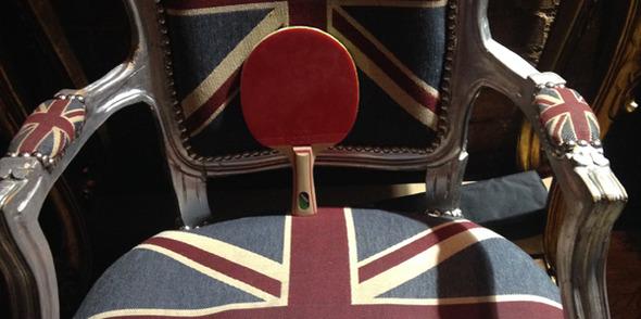 Festive ping pong fun at TVC!