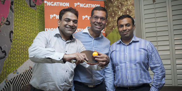 Moneycorp invests in ping pong fun!