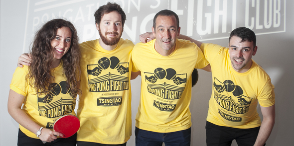 Ping Pong Fight Club - A cool component for your employee engagement strategy?
