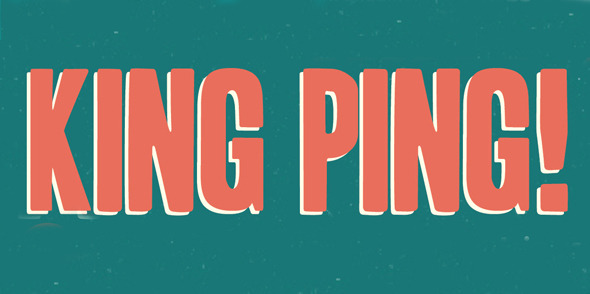 Pongathon to host King Ping!