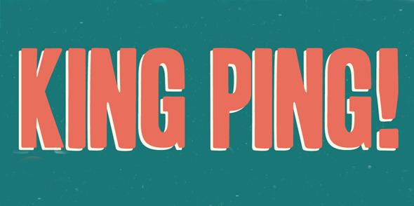 Pongathon to host King Ping!