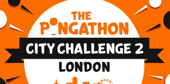 Pongathon City Challenge - London – 2nd Series