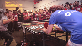 Ping Pong Fight Club London