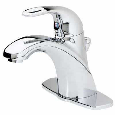 FAQ Detail - How to install a single handle bathroom faucet