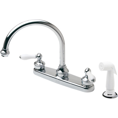 two handle kitchen faucet high arc t36 36 series savannah collection install troubleshoot - Price Pfister Kitchen Faucet