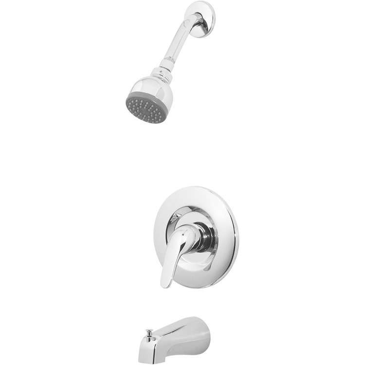Single Handle Tub Shower Faucet Tub Shower Pro Series Troubleshooting Guide Installation Instructions