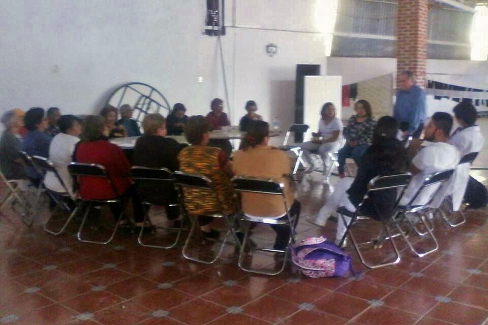 Fondeadora comedor comunitario para ancianos en pobreza for Proyecto comedor comunitario pdf