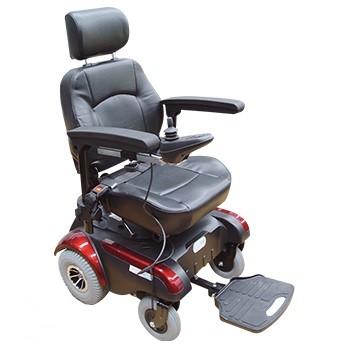 Fondeadora una silla de ruedas el ctrica para jos for Silla de ruedas electrica