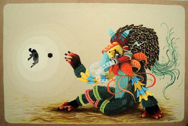 Fondeadora capital mural for Arte mural mexicano