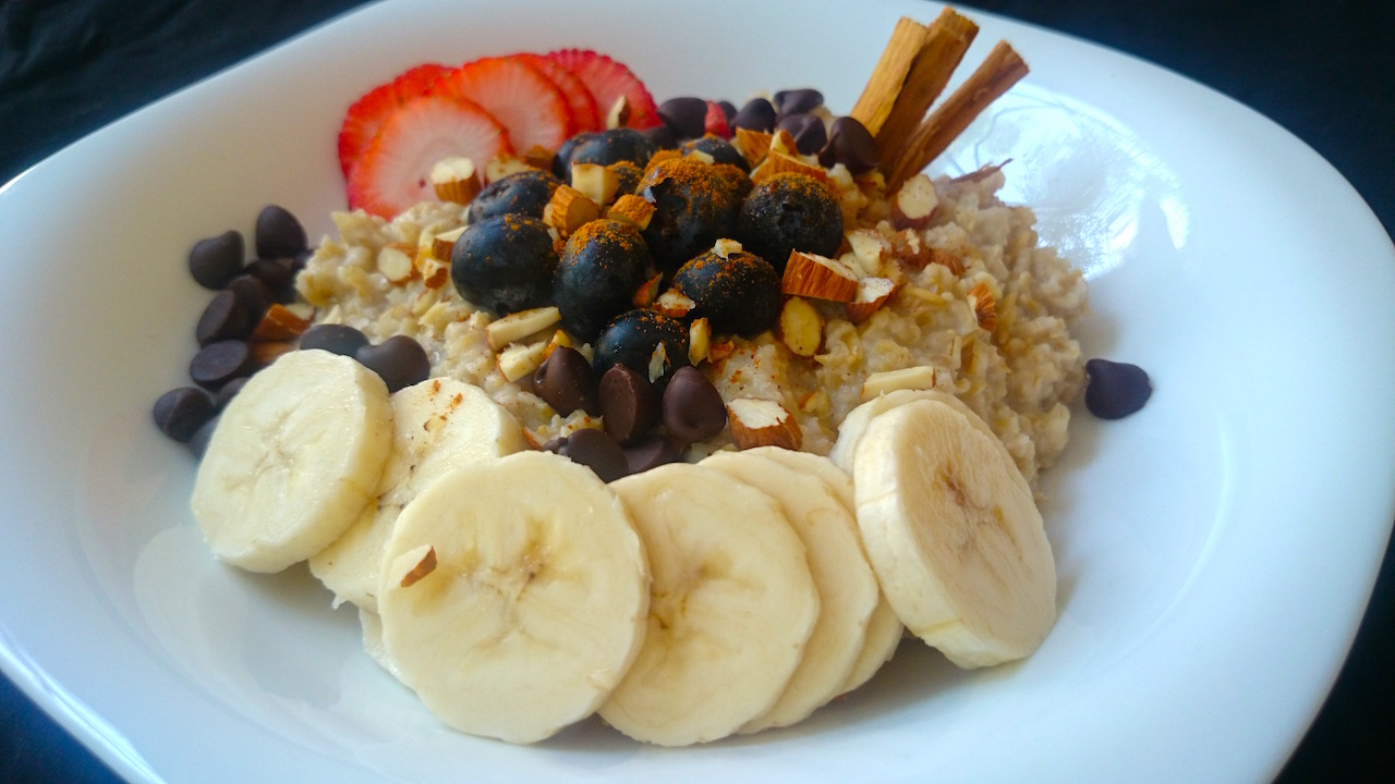 carbohidratos en desayuno