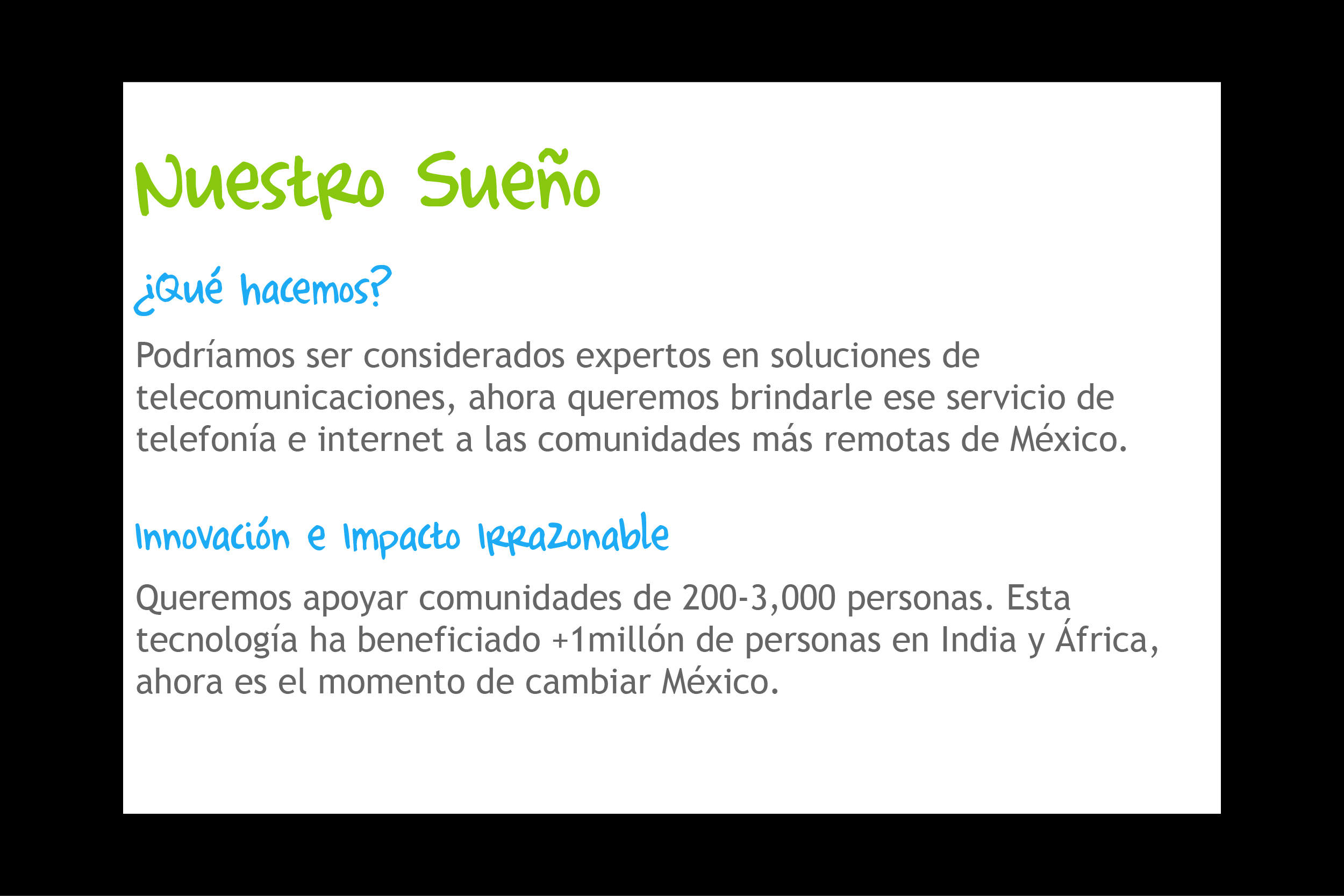 Fondeadora | Telefonía e Internet para comunidades marginadas