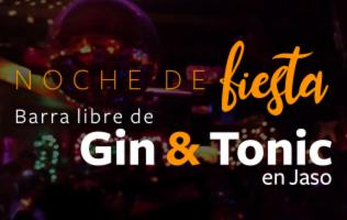 Asiste a nuestra exclusiva fiesta Gin & Tonic