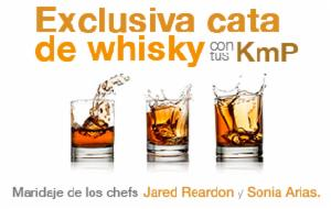 Cata exclusiva Single Malts