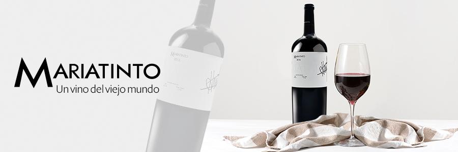 Conoce MARIATINTO un vino del viejo mundo