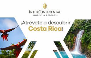 Costa Rica ¿Aún no lo conoces?