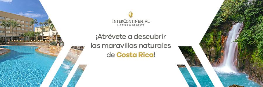 Costa Rica, vívelo por un fin de semana