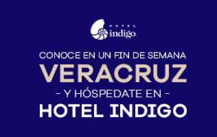 Descansa un fin de semana en Veracruz con tus Puntos Premier