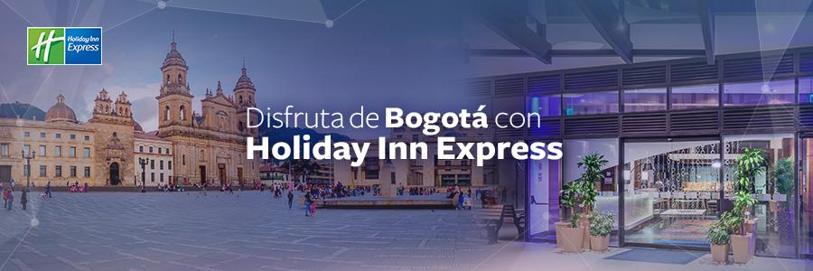 Disfruta de Bogotá con Holiday Inn Express