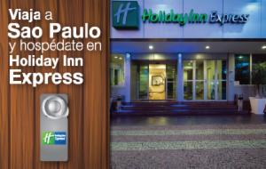 Disfruta de Sao Paulo con Holiday Inn Express