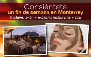Disfruta de un día lleno de experiencias en Monterrey
