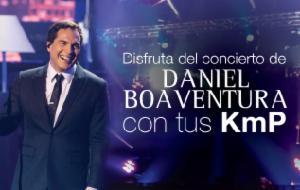 Disfruta de un increíble concierto con Daniel Boaventura
