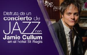 Disfruta de un increíble concierto de jazz con Jamie Cullum