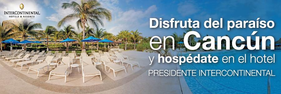 Disfruta de un increíble fin de semana en Cancún