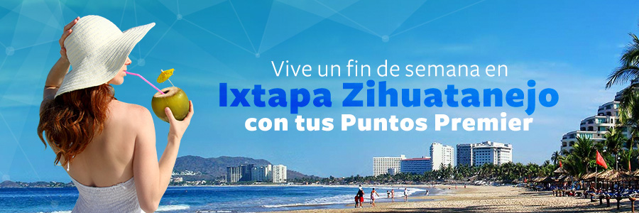Disfruta de un increíble fin de semana en el oasis que Ixtapa tiene para t