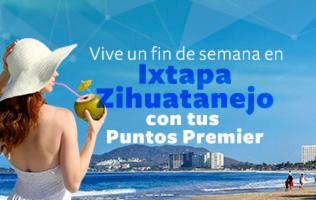Disfruta de un increíble fin de semana en el oasis que Ixtapa tiene para ti