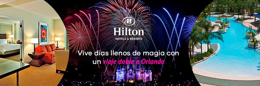 Disfruta Orlando un fin de semana en un viaje doble