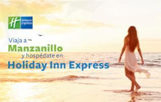 Disfruta un fin de semana en Manzanillo