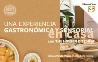 EXPERIENCIA THE HIDDEN KITCHEN   CALM