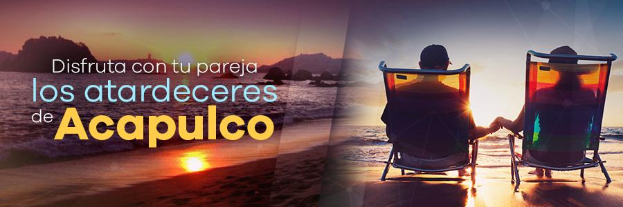 Gana un viaje doble a Acapulco con tus Puntos Premier