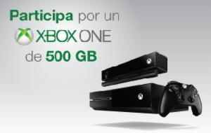 Gana un Xbox One 500 Gb