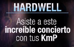 Hardwell en concierto