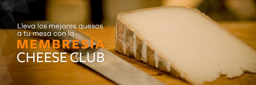 Membresía Cheese Club 6 meses