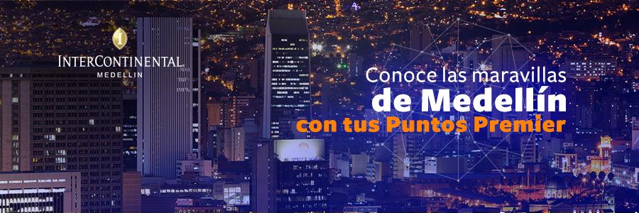Recorre Medellin en un viaje doble por un fin de semana