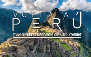 Recorre Perú en un viaje doble por un fin de semana