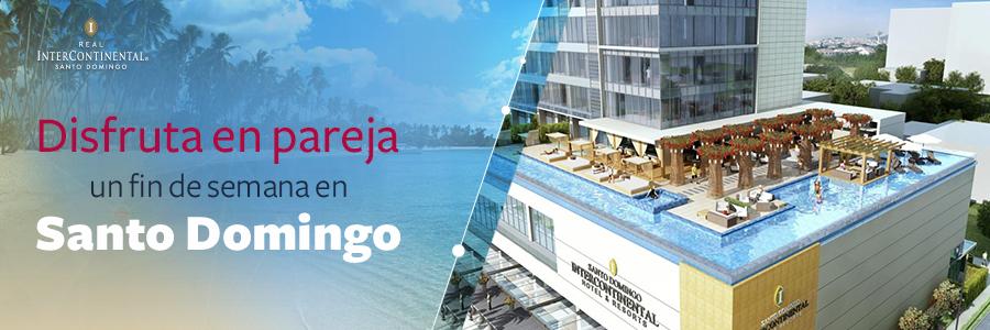 Santo Domingo con InterContinental Hotels & Resorts.