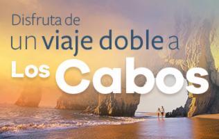 Viaja a Los Cabos y disfruta de sus hermosas playas