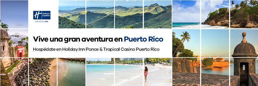 Viaja a Puerto Rico y conoce las maravillas que tiene para ti