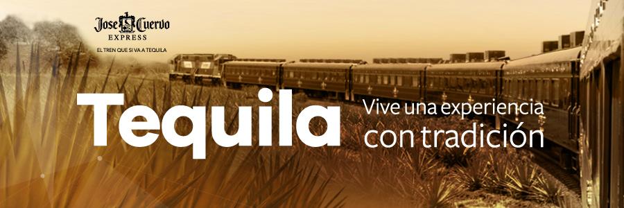 Viaja en el tren del tequila con José Cuervo
