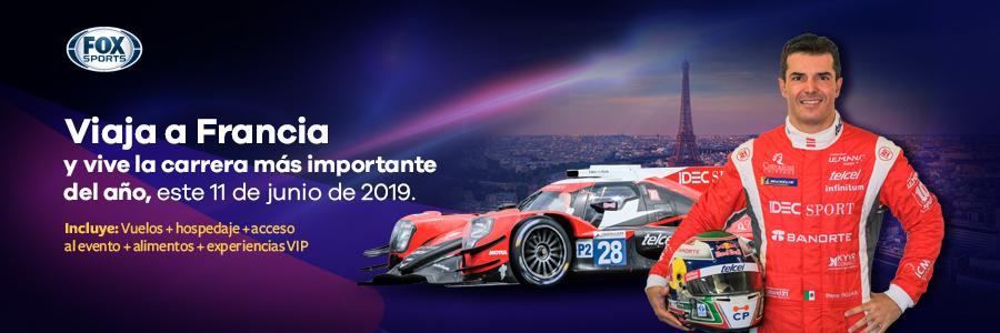 Viaja y vive las 24 horas de Le Mans