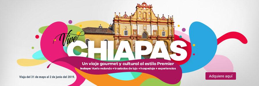 Viaje especial a Chiapas para dos